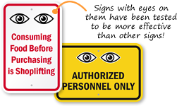 Eye on Signs