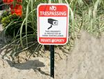 LawnBoss Signs