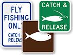 Fishing Signs