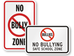School Security Signs