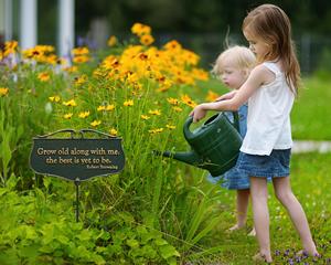 GardenBoss™ Accent Signs