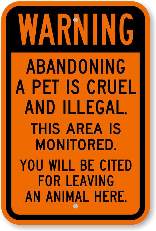 Stop Area Of A Dog