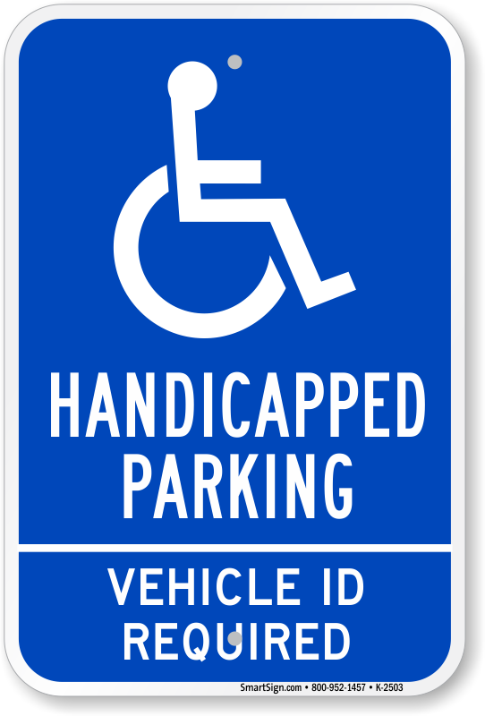 Handicapped vehicle by owner autos post for New york state department of motor vehicles handicap parking permit
