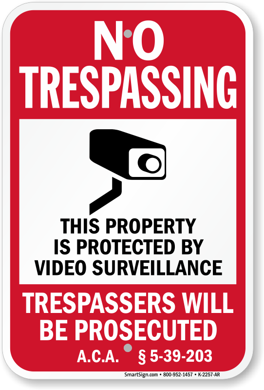 Cctv Laws On Private Property
