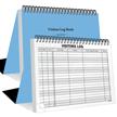 Spiral Bound Vistors Log Book