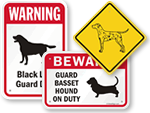 Dog Signs by Breed