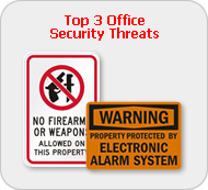 Top 3 Office Security Threats