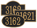 Number Plaques
