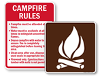 Campfire Signs
