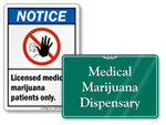 Dispensary Signs