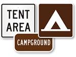 Campsite Markers