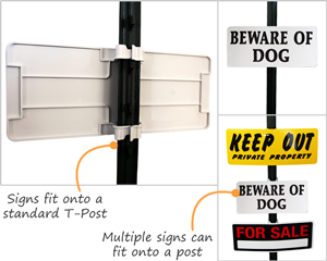 EasyStake Signs Post