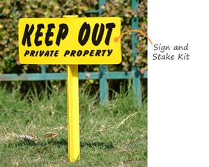EasyStake Signs