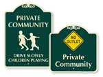 Looking for Community Signs?