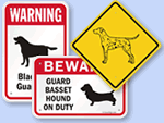 Looking for Guard Dog Signs?