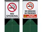 LawnBoss® No Smoking Signs