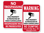 Property Rules Signs