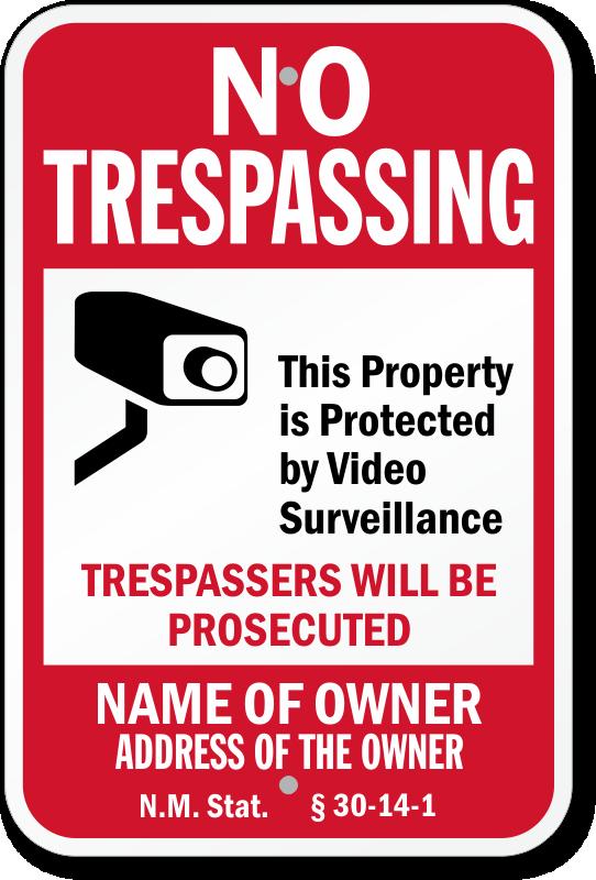 Montana Video Surveillance Law Private Property