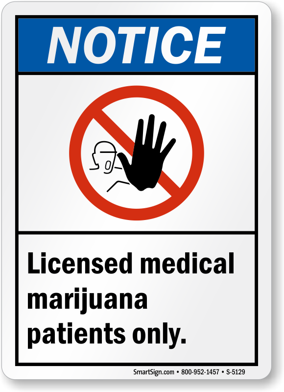 Marijuana Dispensary Signs Cannabis Retail Signs
