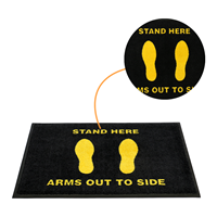 Classic Xpressions Security Screening Mats