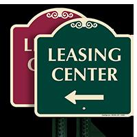 Left Arrow Leasing Center SignatureSign