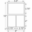 card-rect-3.75x5.5(1),2.75x4(2)