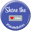 Share The Likes No Bullies Button