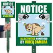LawnBoss® Sign & Stake Kit