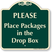 Package Delivery SignatureSign