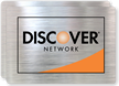 Discover Network Logo Glass Decal
