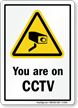 You are on CCTV