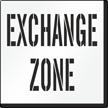Exchange Zone Stencil