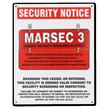 MARSEC Flip Sign