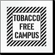 Tobacco Free Campus Floor Stencil