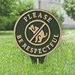 GardenBoss™ Petite Lawn Stake