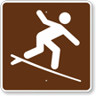 Surfing, MUTCD Guide Sign for Campground