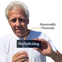 No-soliciting-sign-on-a-door
