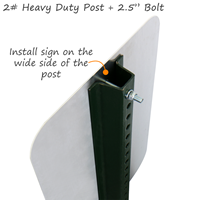 Attachment Hardware for Posts