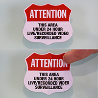 Warning Label Set
