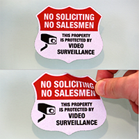 Video Surveillance Label Set