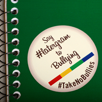 Say Latergram To Bullying, No Bully Label