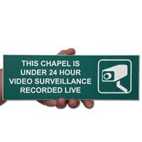 CCTV Symbol Signs