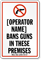 Minnesota Firearms And Weapons Law Sign