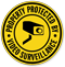 Property Protected Video Surveillance Sign